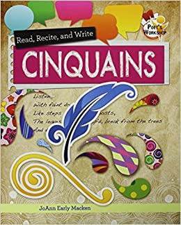 Learn how to write cinquains