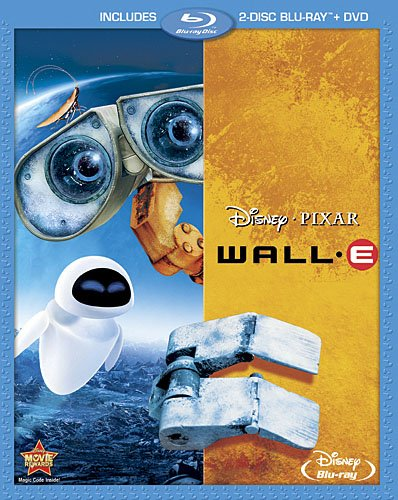 Cover art for  Wall-E (Three-Disc Blu-ray / DVD Combo)