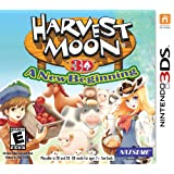 Harvest Moon 3D: A New Beginning - Nintendo 3DSby Solutions 2 Go Inc.