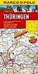 MARCO POLO Karte Th�ringen 1:200.000