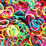 Colorful LOOM RUBBER BANDS BRACELET M...