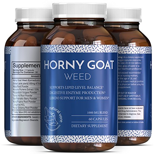 All-Natural-Top-Libido-Booster-Herbal-Male-Female-Enhancement-Horny-Goat-Weed-Extract-with-Pure-Maca-Root-Powder-1000-mg-Pills-Best-Rated-Enhancer-Supplement-Natural-Vore