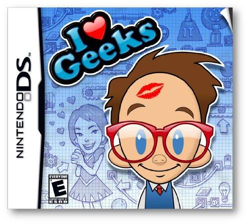 I Heart Geeks - Nintendo DS - 1
