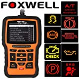 Foxwell NT510 Scanner for FIAT Palio OBD2 Diagnostic Scan Tool Check Engine Light, Oil Service Reset, ABS, SRS, DPF, EPB, Airbag