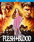 Flesh & Blood (Unrated Director's Cut) [Blu-ray]