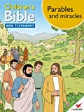 Children's Bible Comic Book Parables and miracles