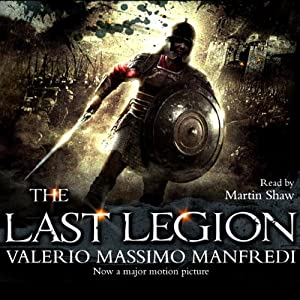 The Last Legion Audiobook