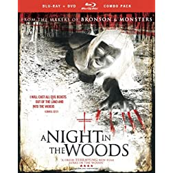 A Night in the Woods BD+DVD Combo [Blu-ray]