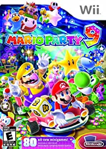 Mario Party 9 from Nintendo