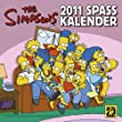 The Simpsons 2011 Spass Kalender. Wandkalender