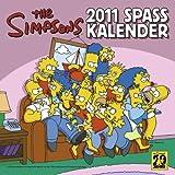 Simpsons Wandkalender 2011: Simpsons 2011 Spa�kalender