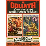 Goliath & the Barbarians, Goliath & the Vampires ~ Steve Reeves