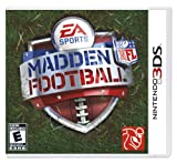 61DvG3UG6FL. SL160  Madden NFL Football 3DS