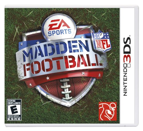 Madden NFL Football 3DS (Madden Football Nintendo Ds Games compare prices)