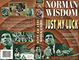 Norman Wisdom - Just My Luck [VHS]