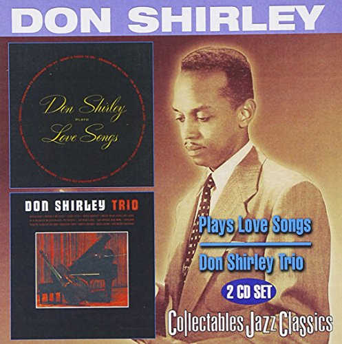 CD : Don Shirley - Plays Love Songs (CD)