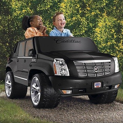 Power Wheels National Cadillac Escalade