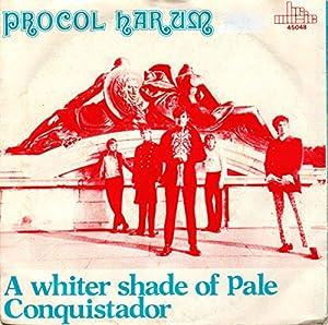 A whiter shade of pale/Conquistador (1967, RI, #int111.301) / Vinyl single [Vinyl-Single 7'']