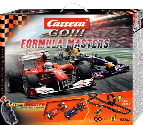 Carrera GO!!! Formula Masters 62202