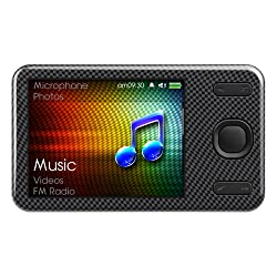 Creative ZEN X-Fi Style MP3 Player 16GB (Black)