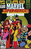 img - for Marvel Super-Heroes (Vol. 2) #9 book / textbook / text book