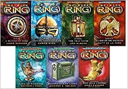 Infinity Ring 7 Book Collection Series: James Dasher ... Infinity Ring Book 8