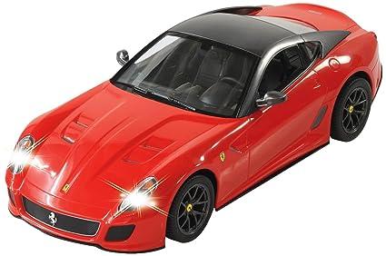 Jamara - 404295 - Maquette - Voiture - Ferrari 599 Gto - 3 Pièces