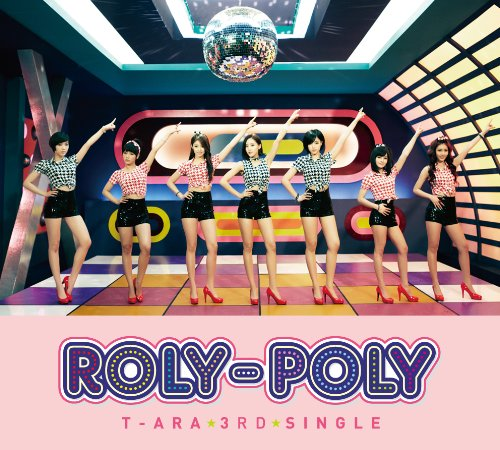 Roly-Poly(Japanese ver.)(初回限定盤A)(全3形態購入特典応募券封入)(DVD付)