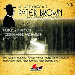 Die Geheimnisse des Pater Brown. Box 1 Hörspiel