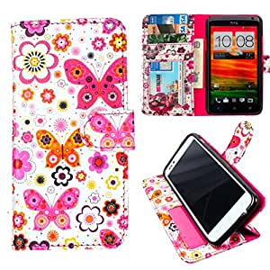 DooDa PU Leather Wallet Flip Case Cover With Card & ID Slots & Magnetic Closure For Micromax Doodle 3 A102