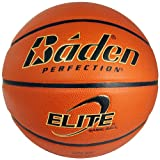 Baden Perfection Elite Official Wide Channel Basketball, NFHS Approved