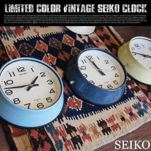 ヴィンテージクロック(Vintage Clock) BC233 リミテッドカラー クリーム