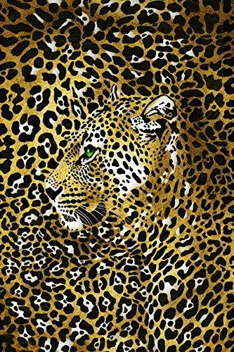 Gift Trenz Leopard- 3D Magnet - 1