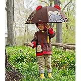 Skip Hop Zoo Raincoat, Monkey, Medium