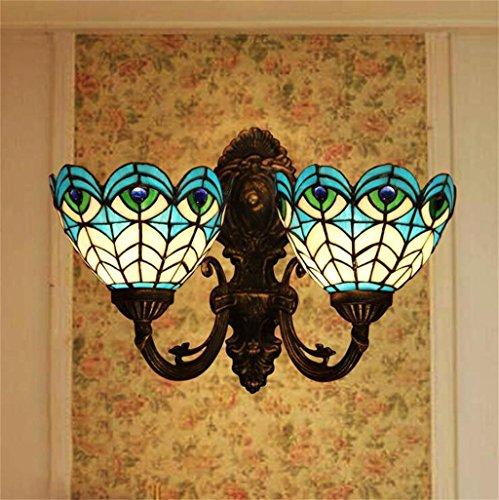 manchado-vidrio-azul-pavo-real-retro-lsmpara-de-pared-lsmpara-de-pared-de-la-cabecera-salsrn-espejo-