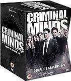 Criminal Minds Complete Season 1 - 9 / クリミナルマインド コンプリート シーズン 1 - 9 [DVD](inport)
