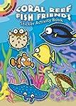 Coral Reef Fish Friends Sticker Activ...