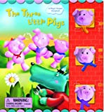 Robyn Bryant The Three Little Pigs [With Finger Puppets] (Finger-Puppet Storybooks)
