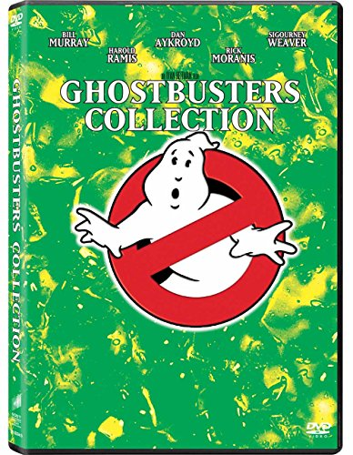 Ghostbuster Boxset 1&2 (2 DVD)
