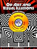 img - for Op Art and Visual Illusions CD-ROM and Book (Dover Electronic Clip Art) book / textbook / text book