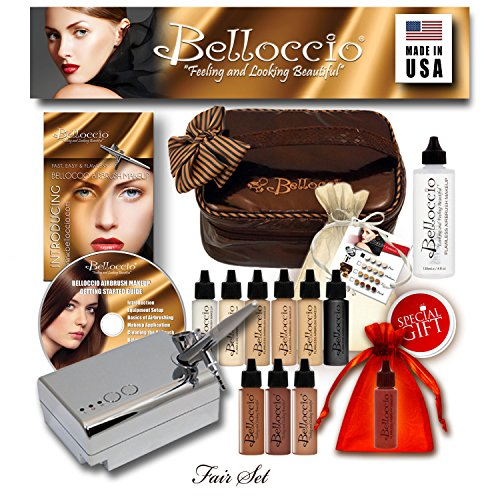 Best Belloccio Professional Airbrush Makeup System