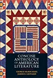 img - for Concise Anthology of American Literature 6th (sixth) Edition by McMichael, George, Leonard, James S. [2005] book / textbook / text book