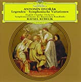 Dvorak: Legends/Symphonic Variation Rafael Kubelik