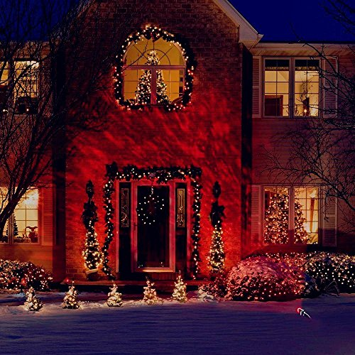 CM-Light-Halloween-DecorationOutdoorindoor-Waterproof-Colorful-Ghost-Projection-Light-ForHomeWallGardenPartyPoolBirthdayHoliday-Haunted-Night-Christmas-Decoration-Lights