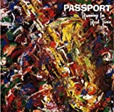 Passport ~ Running in Real-Time LP Vinyl Record (62370)