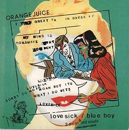 Lovesick/Blue Boy