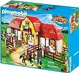 PLAYMOBIL 5221 - Großer Reiterhof mit Paddocks