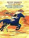 Petit indien Terre-de-Neige ; Petite indienne Feuille-qui-danse par Elschner