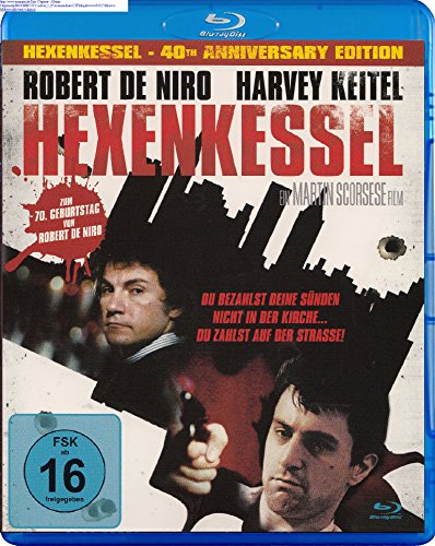 Martin Scorsese : Hexenkessel (Mean Streets) [Blu-ray]