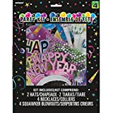 Happy New Years Party Kit For Four